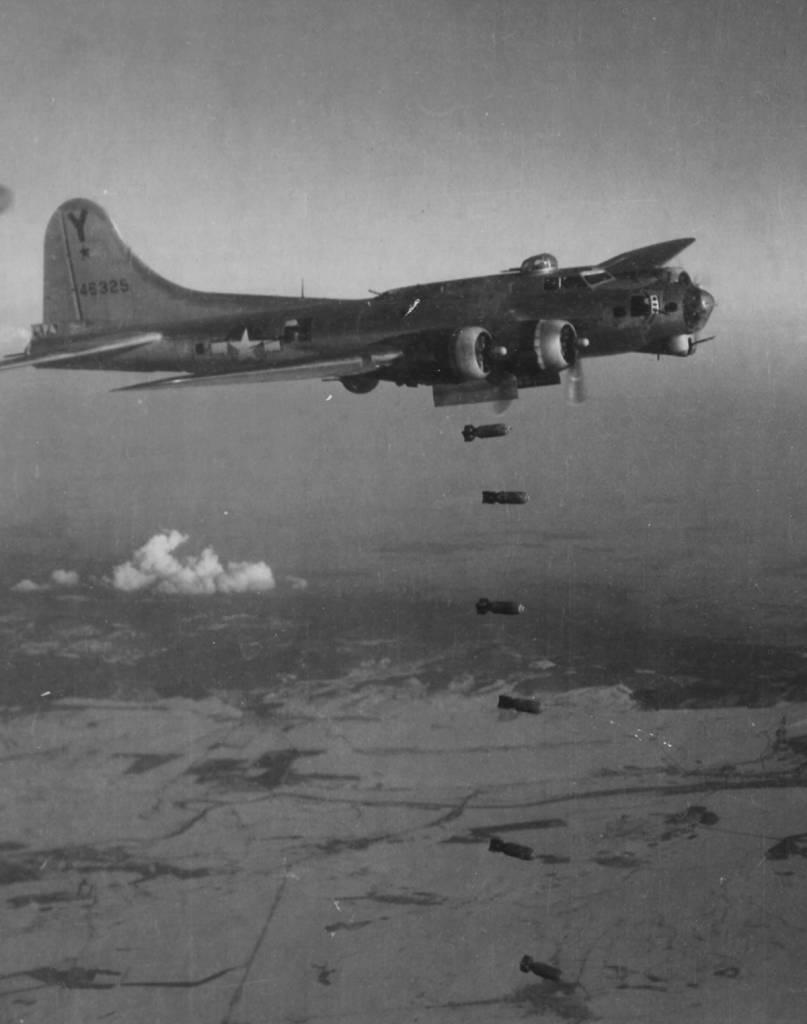 B-17 #44-6325
