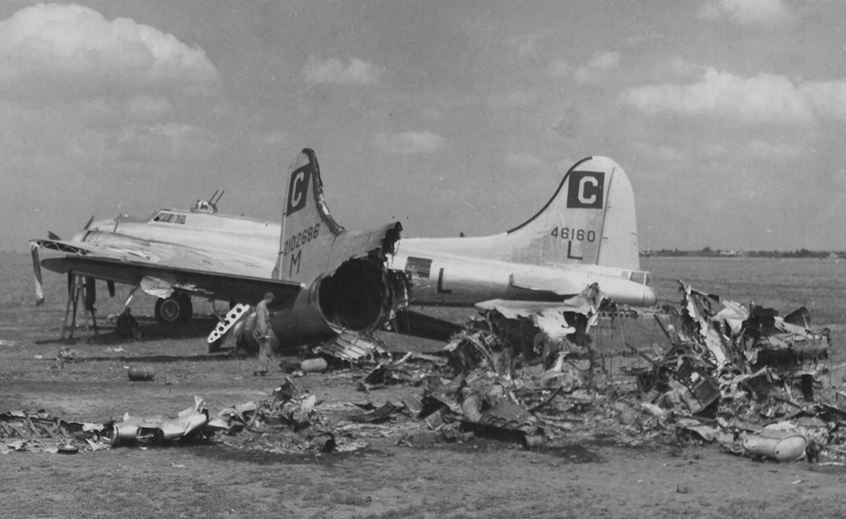 B-17 #42-102686
