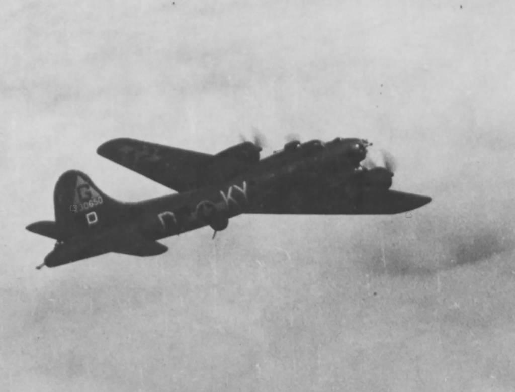 B-17 #42-30650