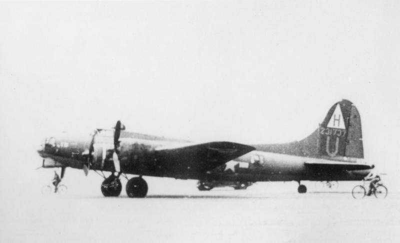 B-17 #42-31737