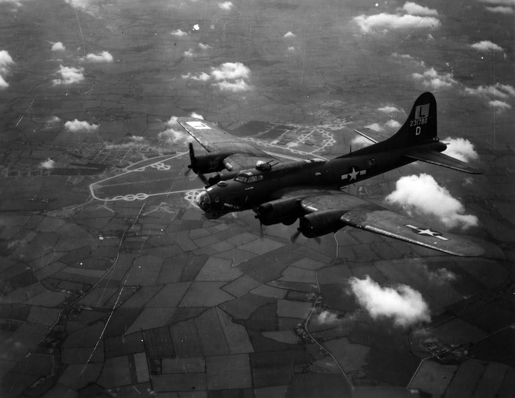 B-17 #42-31780 / Windy Lou