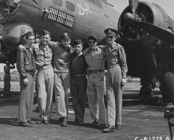 B-17 #42-31810 / Dol