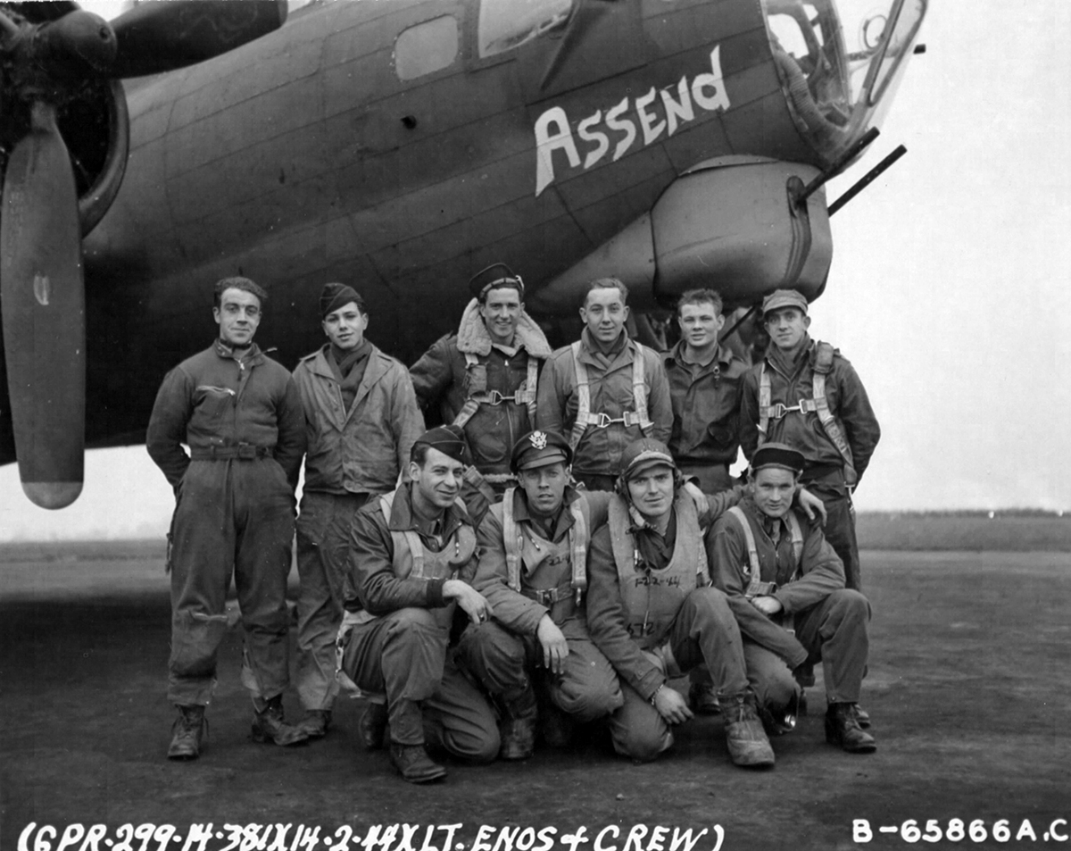 B-17 #42-40017 / Assend aka Me and My Gal aka Miasses Dragon