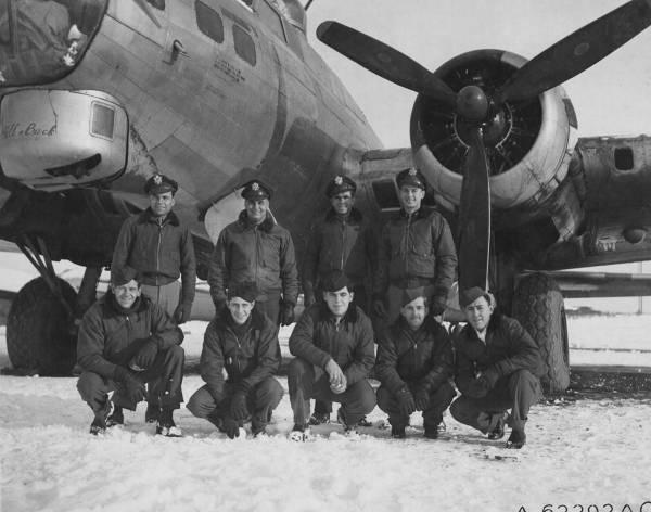 B-17 #44-8288 / Hell & Back