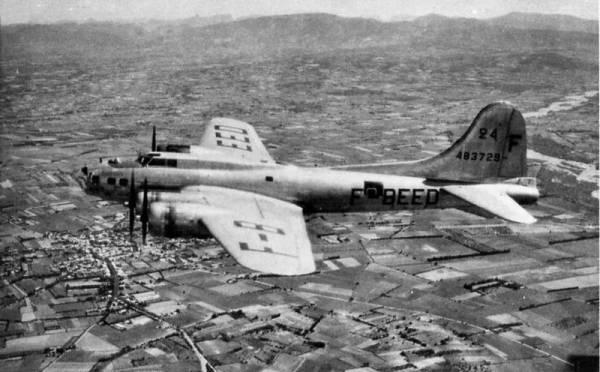 B-17 #44-83729