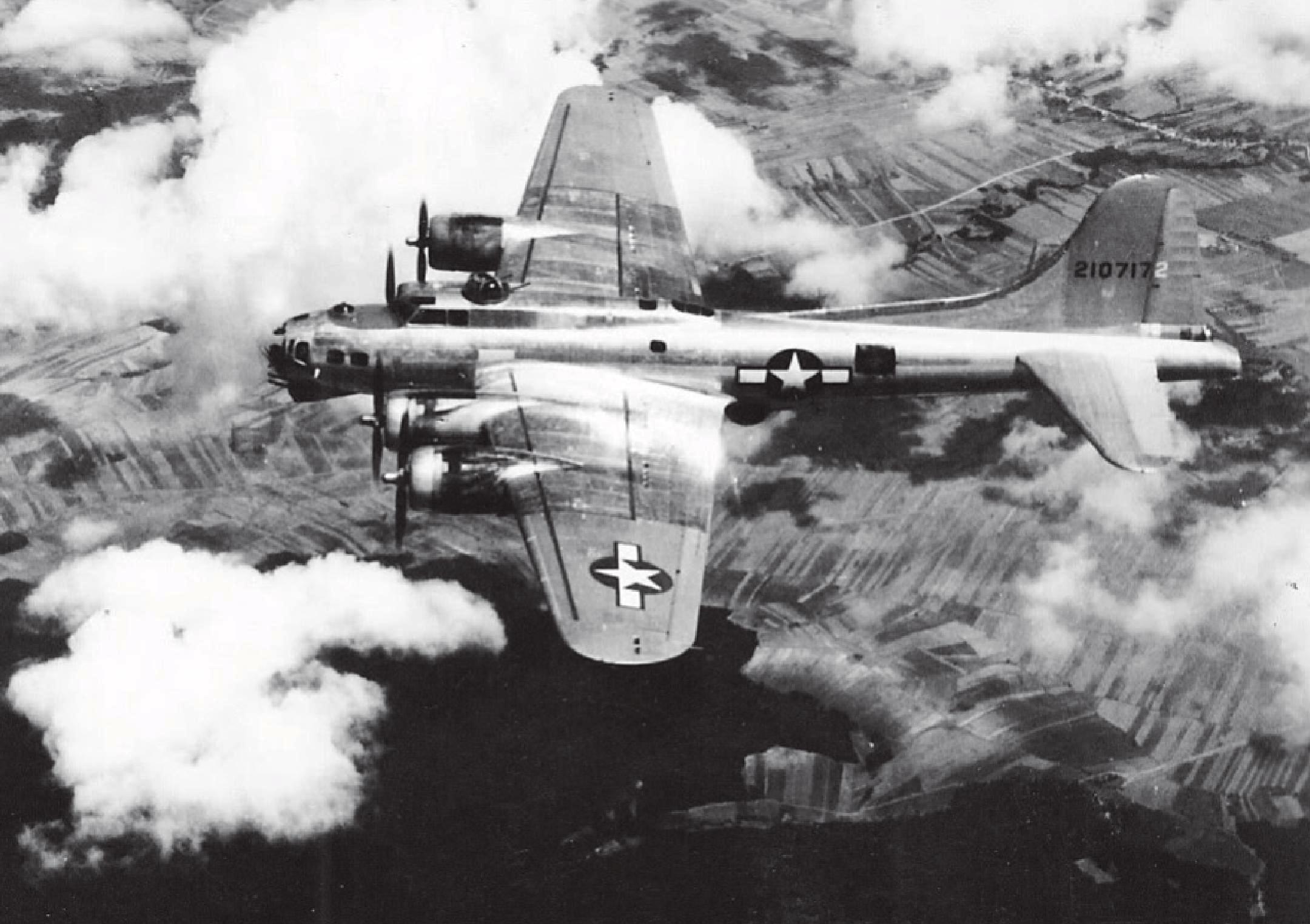 B-17 #42-107172