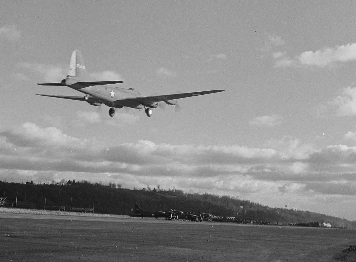 B-17 #42-5436