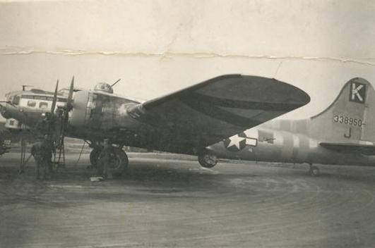 B-17 #43-38950