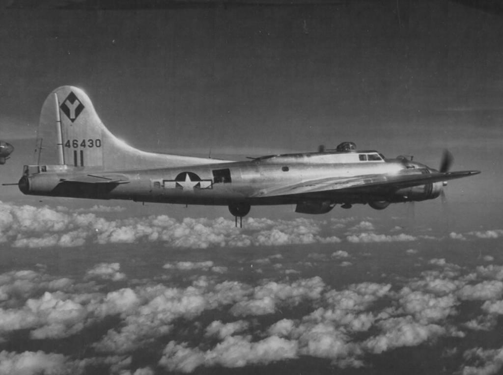 B-17 #44-6430