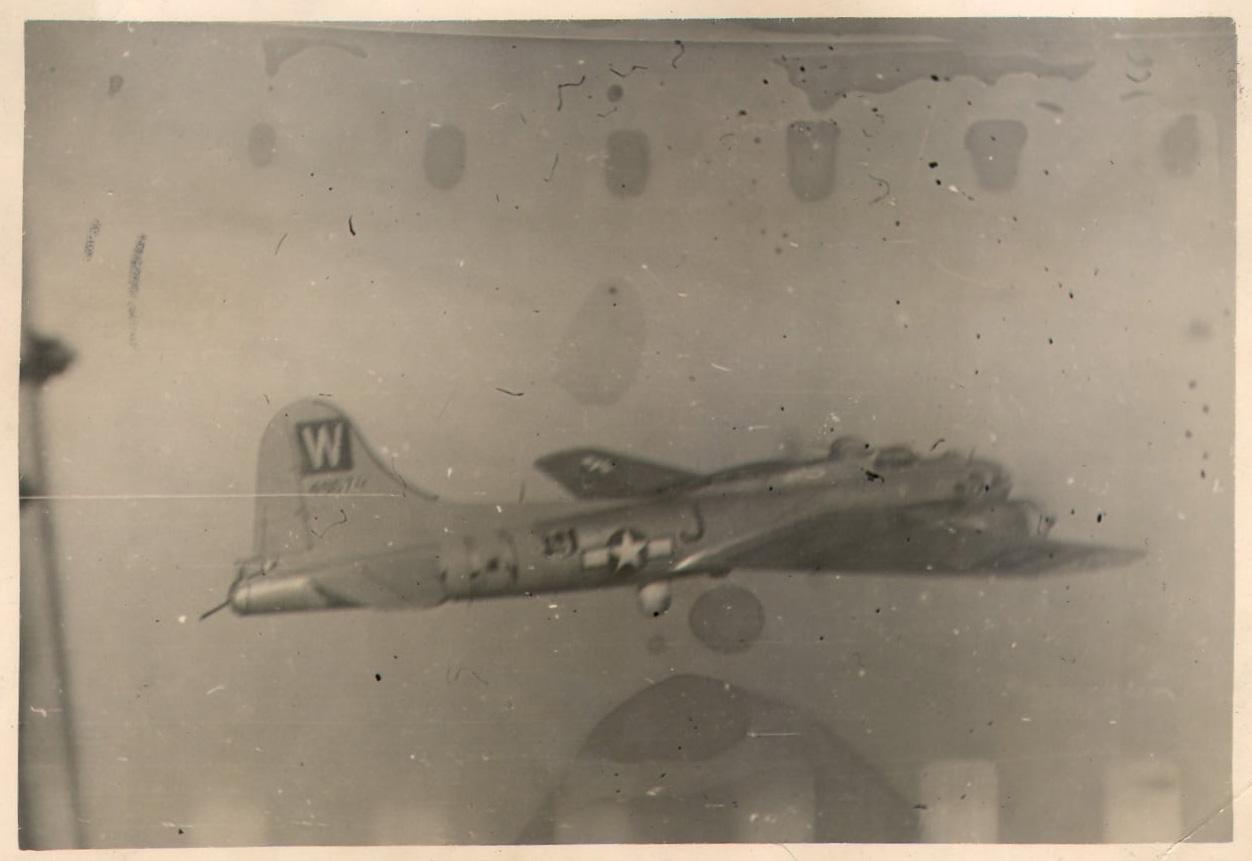 B-17 #44-8074