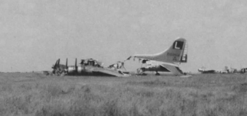 Boeing B-17 #42-102514