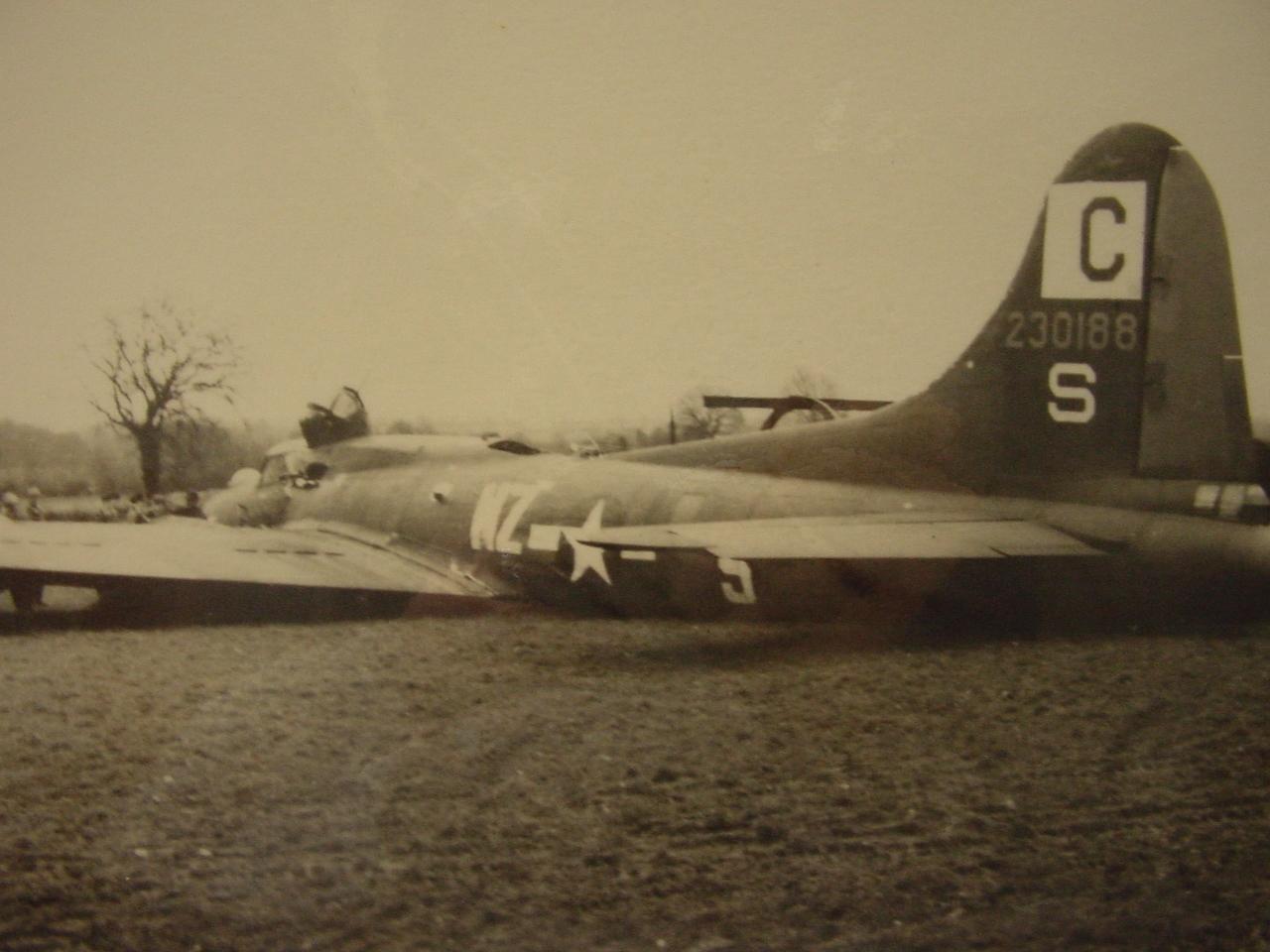 B-17 #42-30188 / Temptation