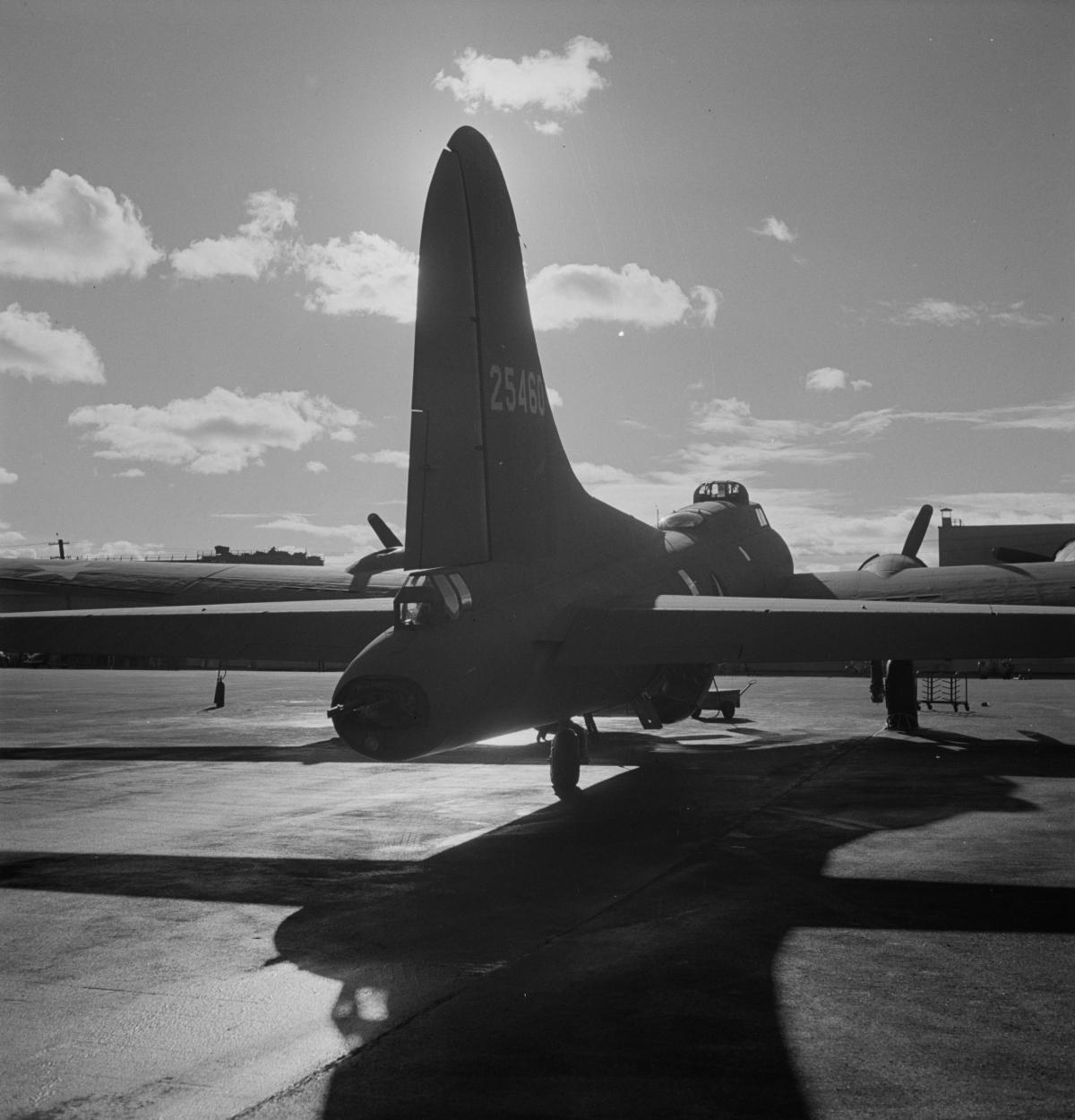 B-17 #42-5460