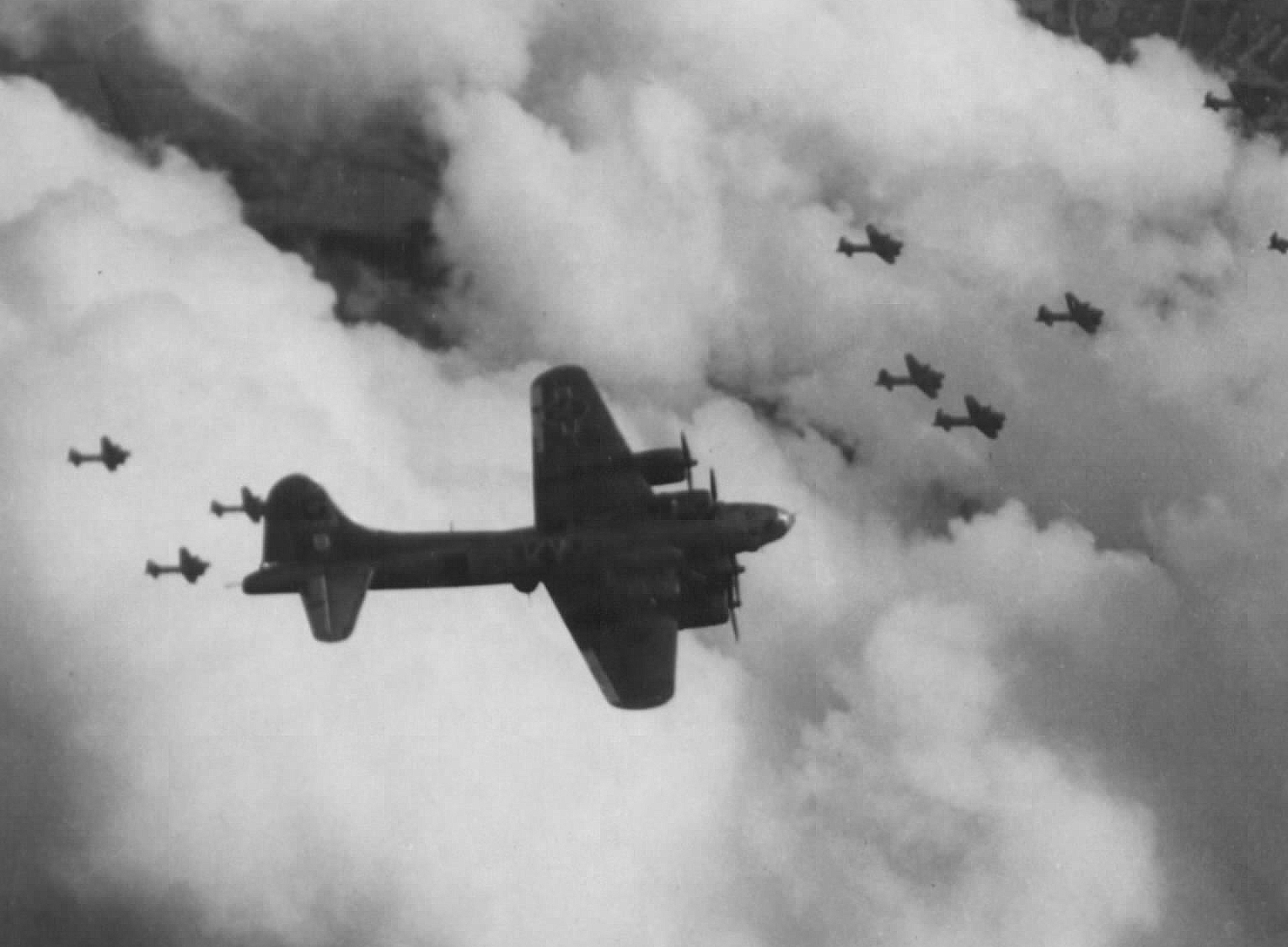 B-17 #42-30678