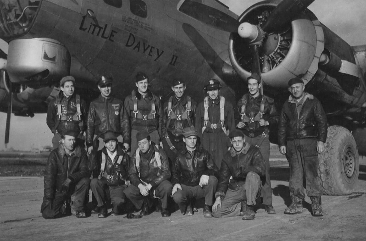 B-17 #43-38568 / Little Davey II
