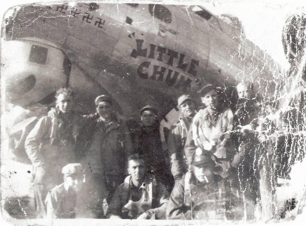 B-17 #42-107025 / Little Chum