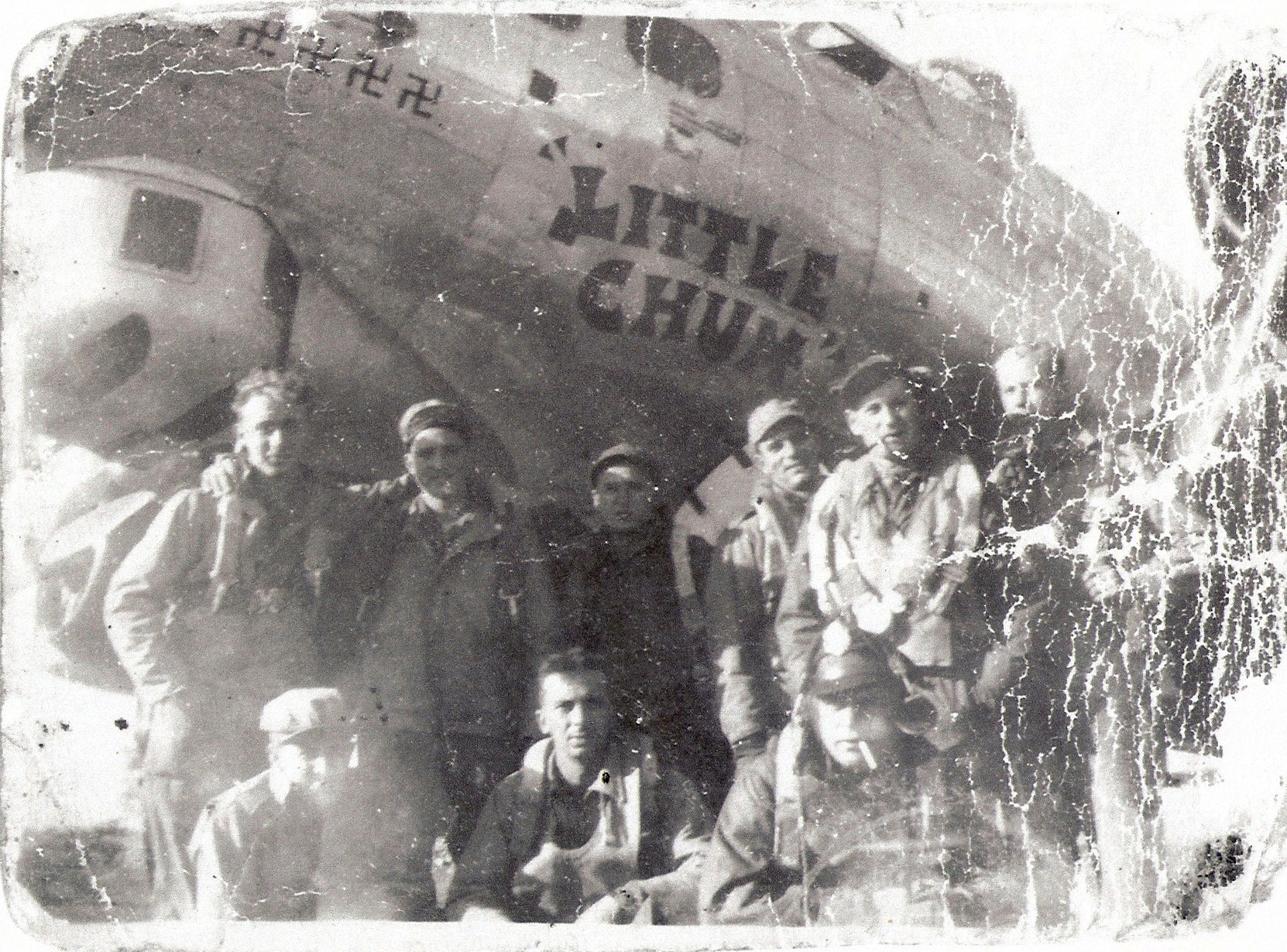 B-17 #42-107025 / Little Chum