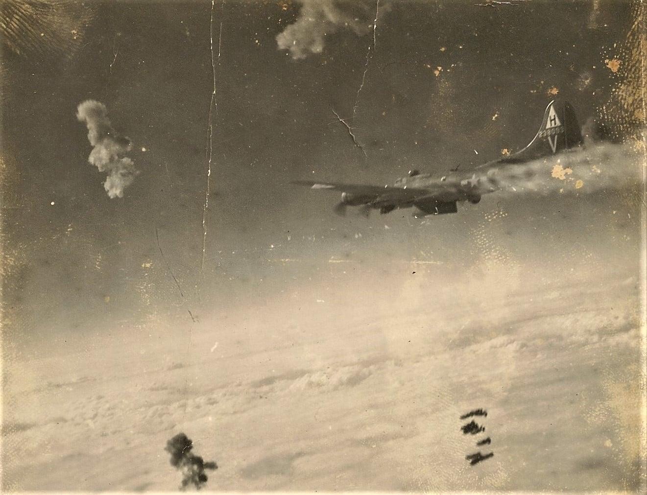 B-17 #42-38093