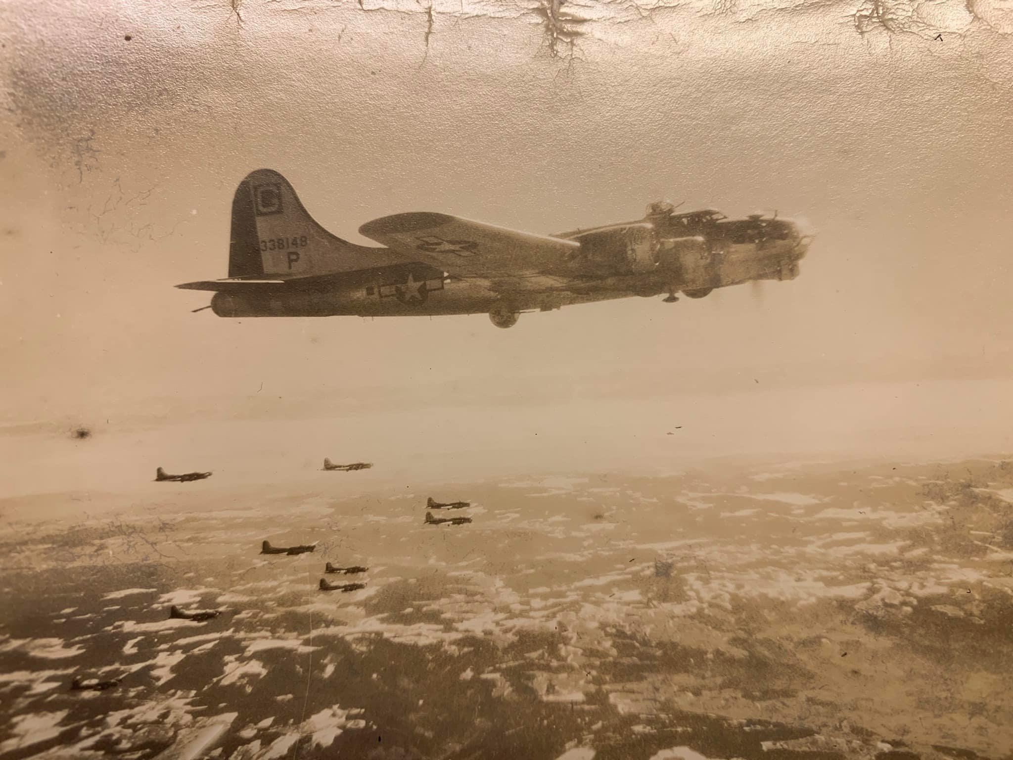 B-17 #43-38148