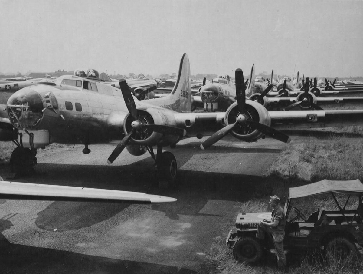 B-17 #43-38150