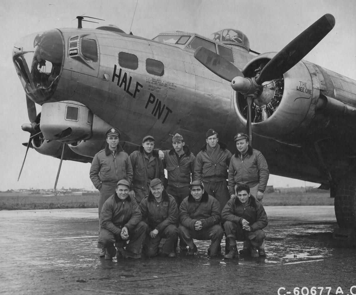 B-17 #43-38192 / Half Pint