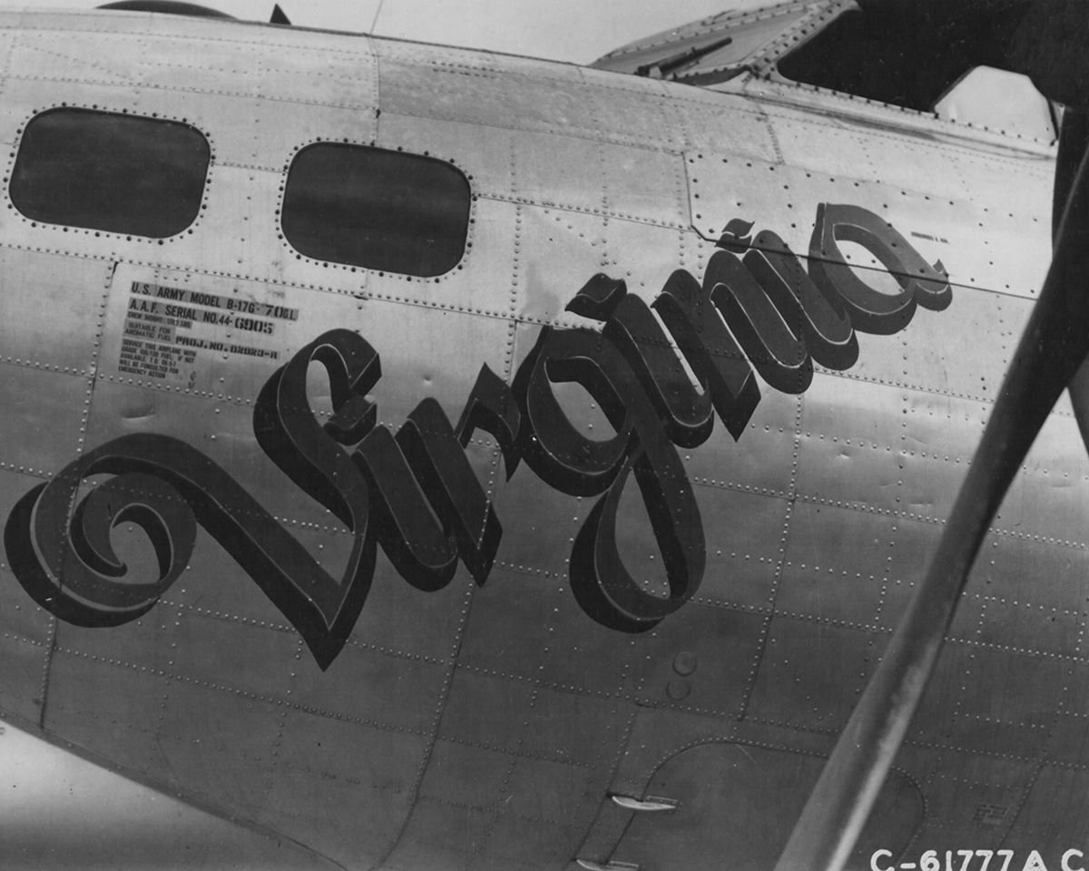 B-17 44-6905