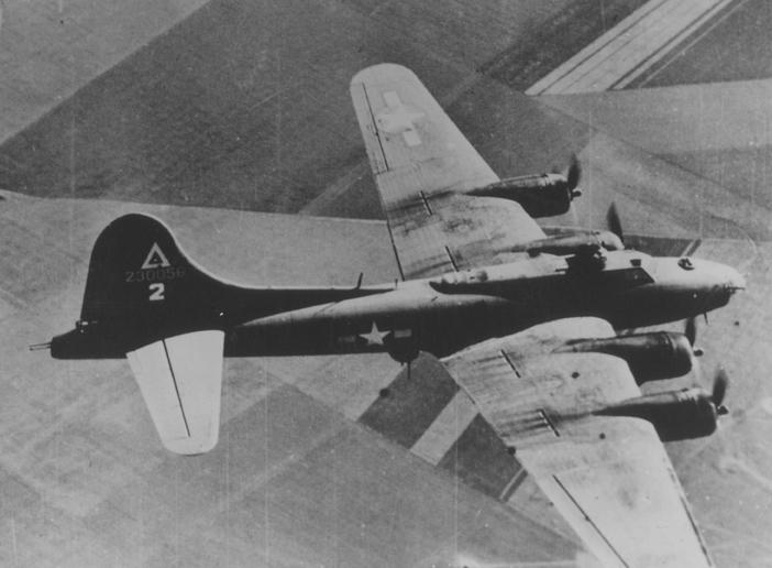 B-17 #42-30056