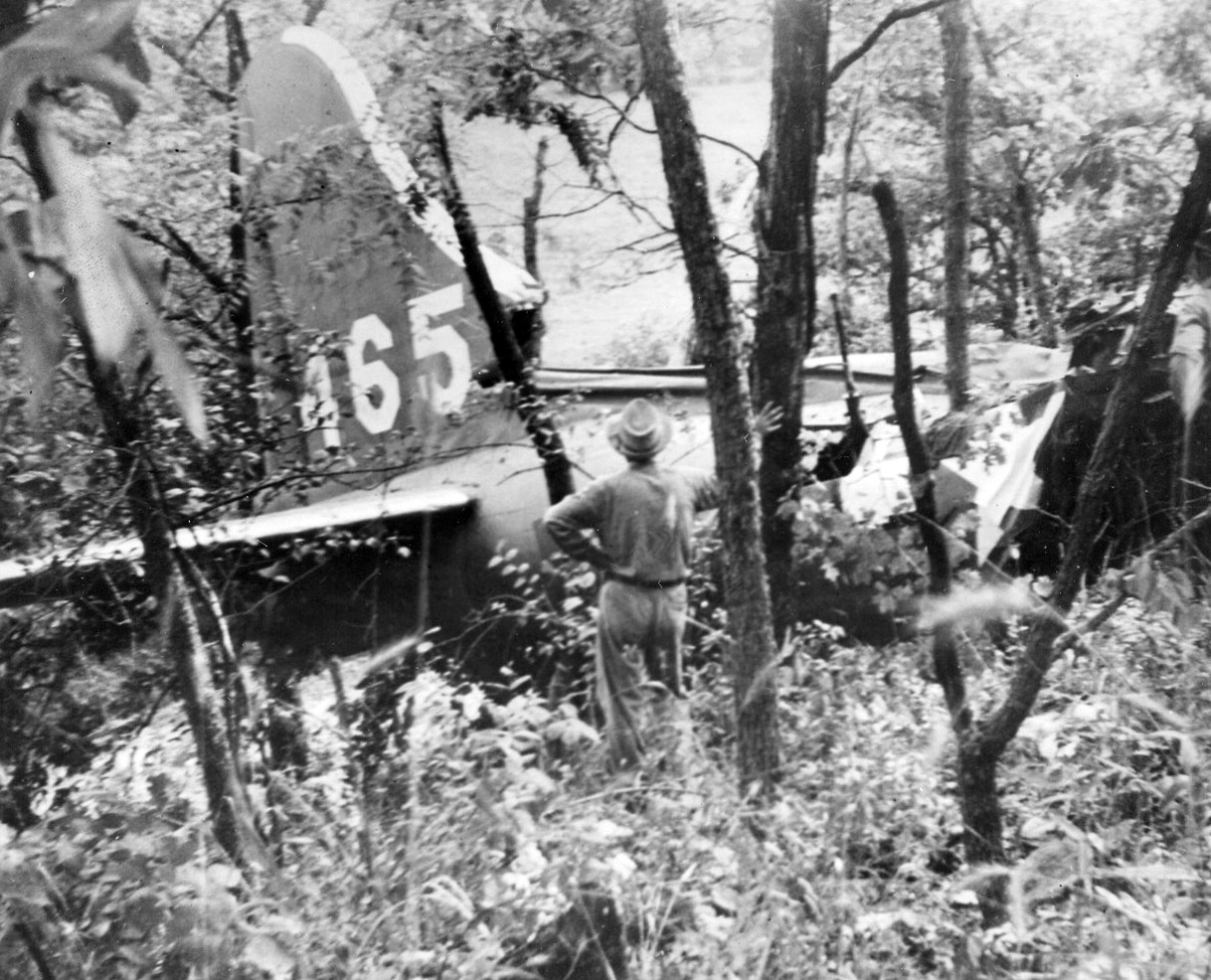 B-17 #42-5465
