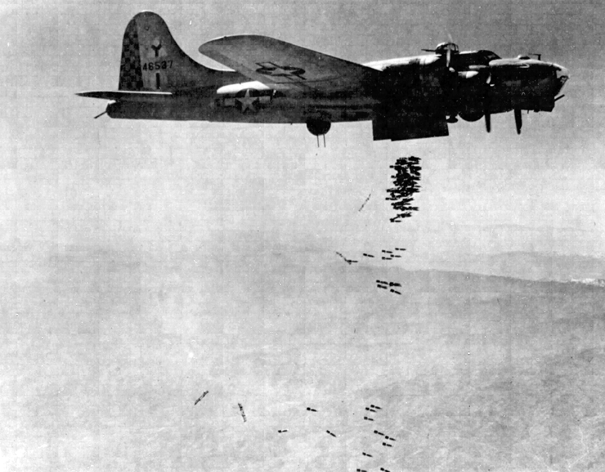 B-17 #44-6537