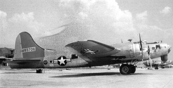 B-17 #44-83706