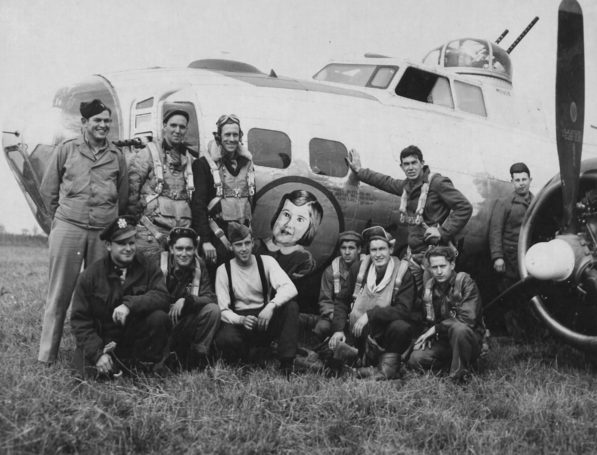 B-17 #43-37817 / Mollita