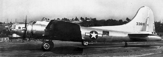 B-17 #43-38111