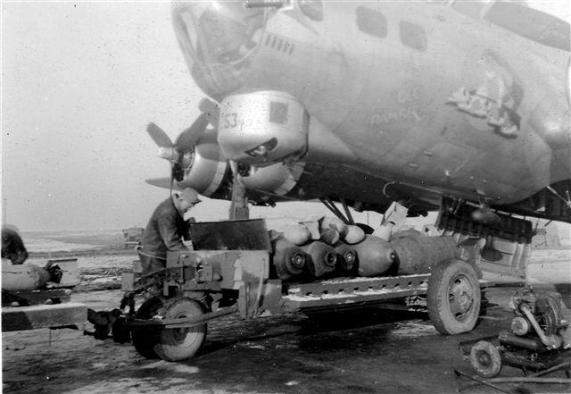B-17 #43-38253 / Ole Rambler