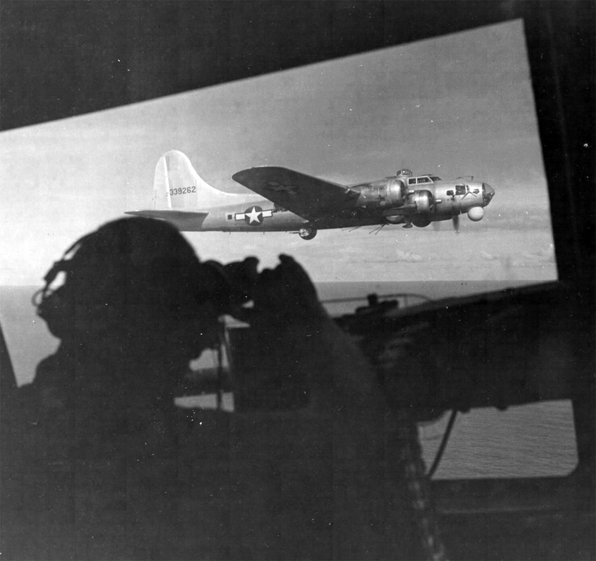 B-17 #43-39262
