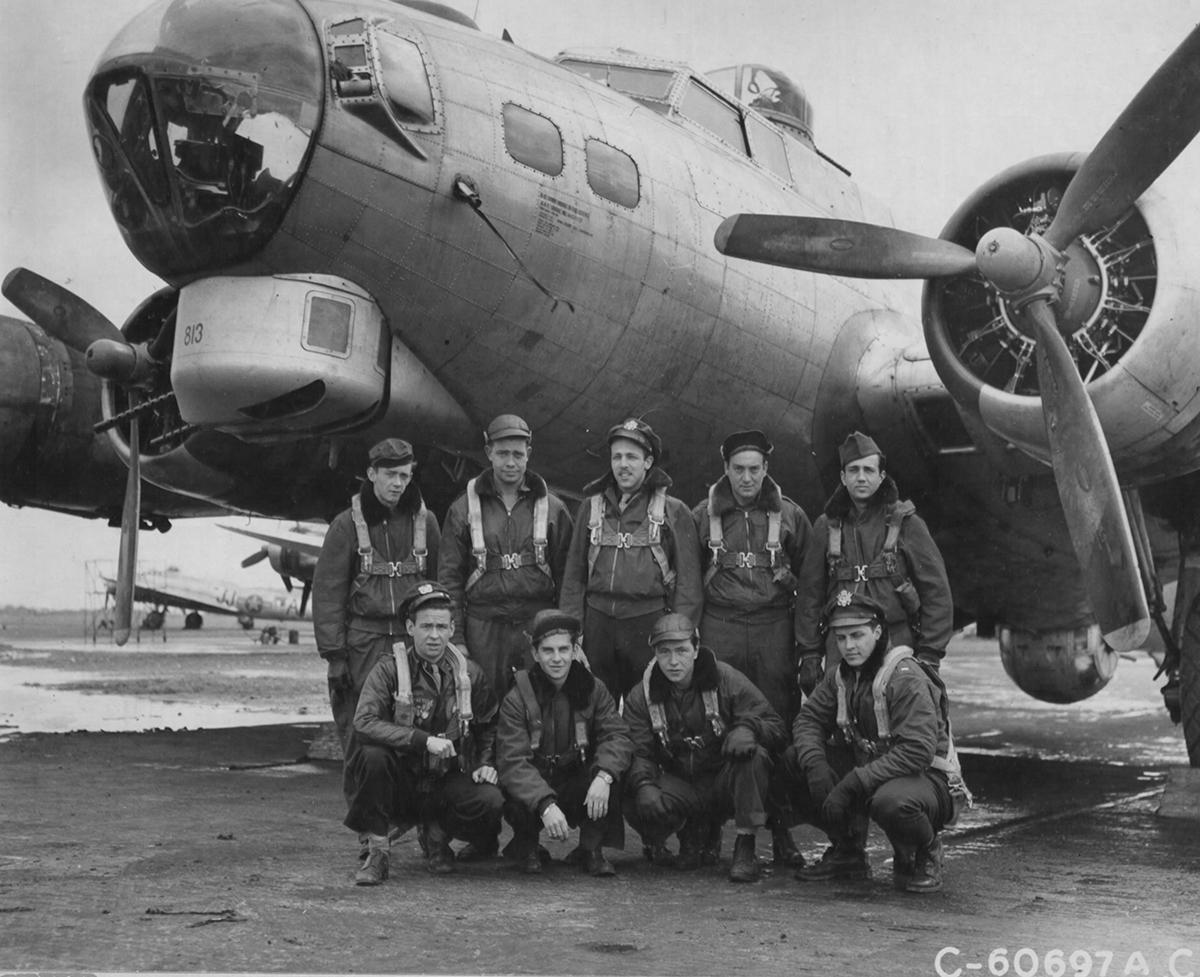 B-17 #44-6813