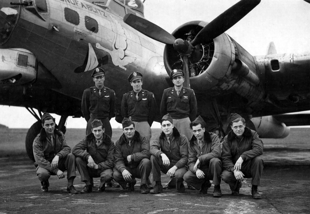 B-17 #44-6968 / Son of a Blitz