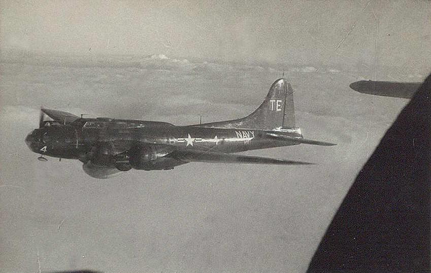 B-17 #44-83857