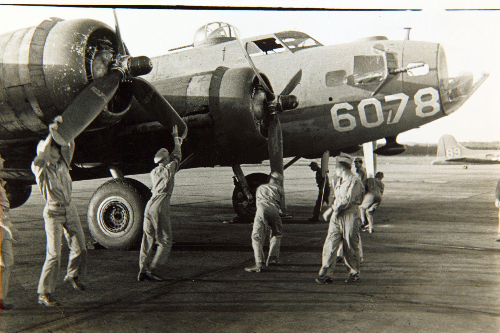 B-17 #42-6078