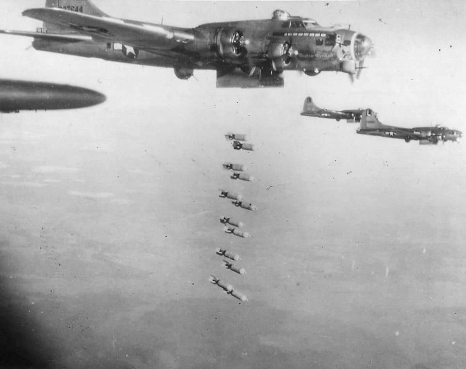 B-17 #43-37644 / Feather Merchant