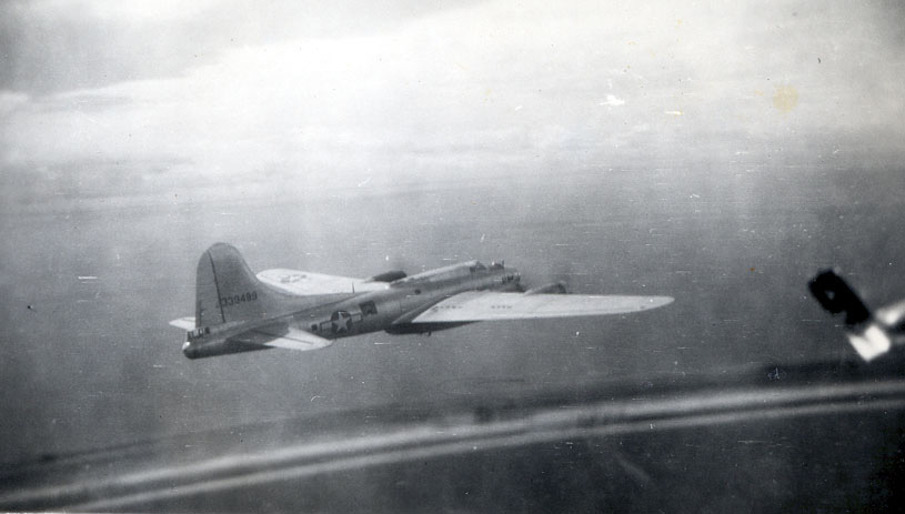 B-17 #43-39499