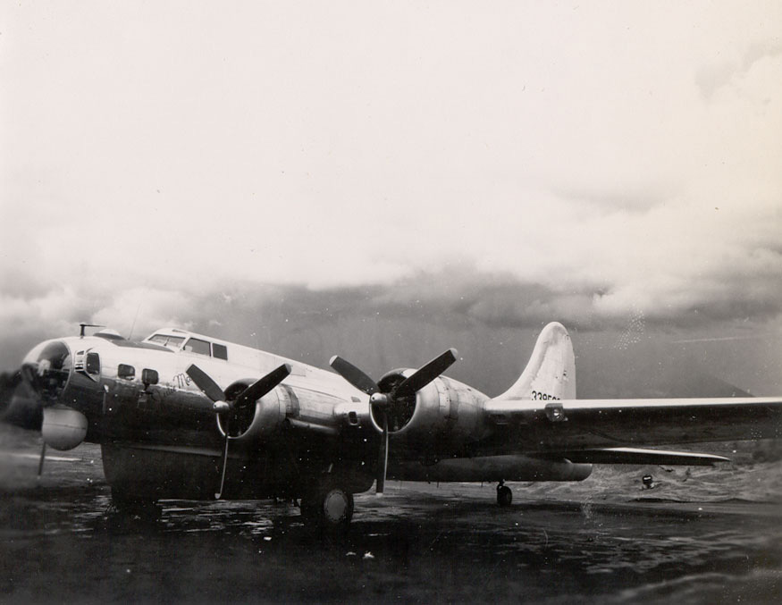 B-17 #43-39502