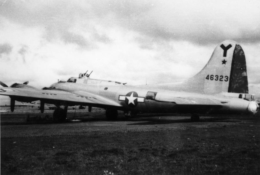 B-17 #44-6323
