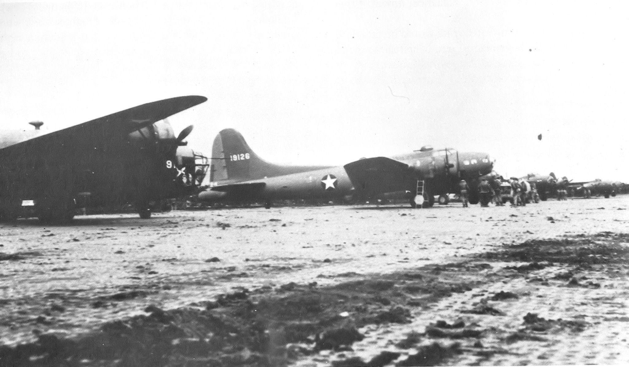 B-17 #41-9126