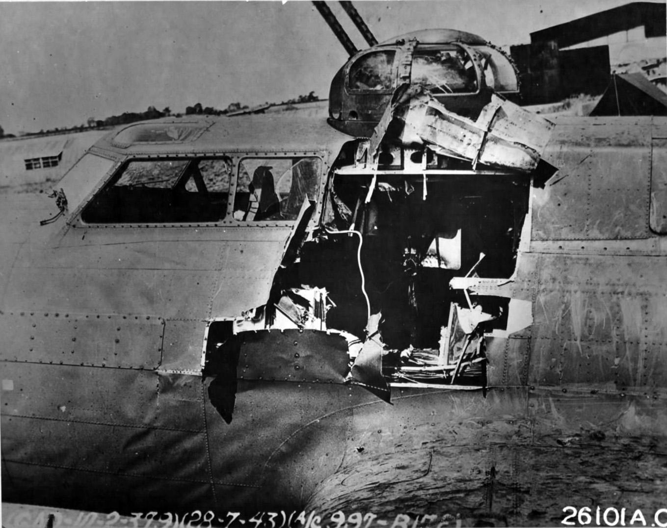 B-17 #42-29997 / Sack