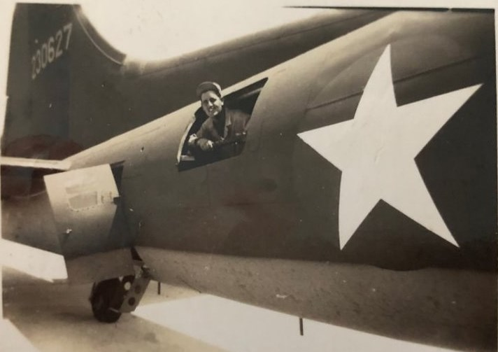 B-17 #42-30627