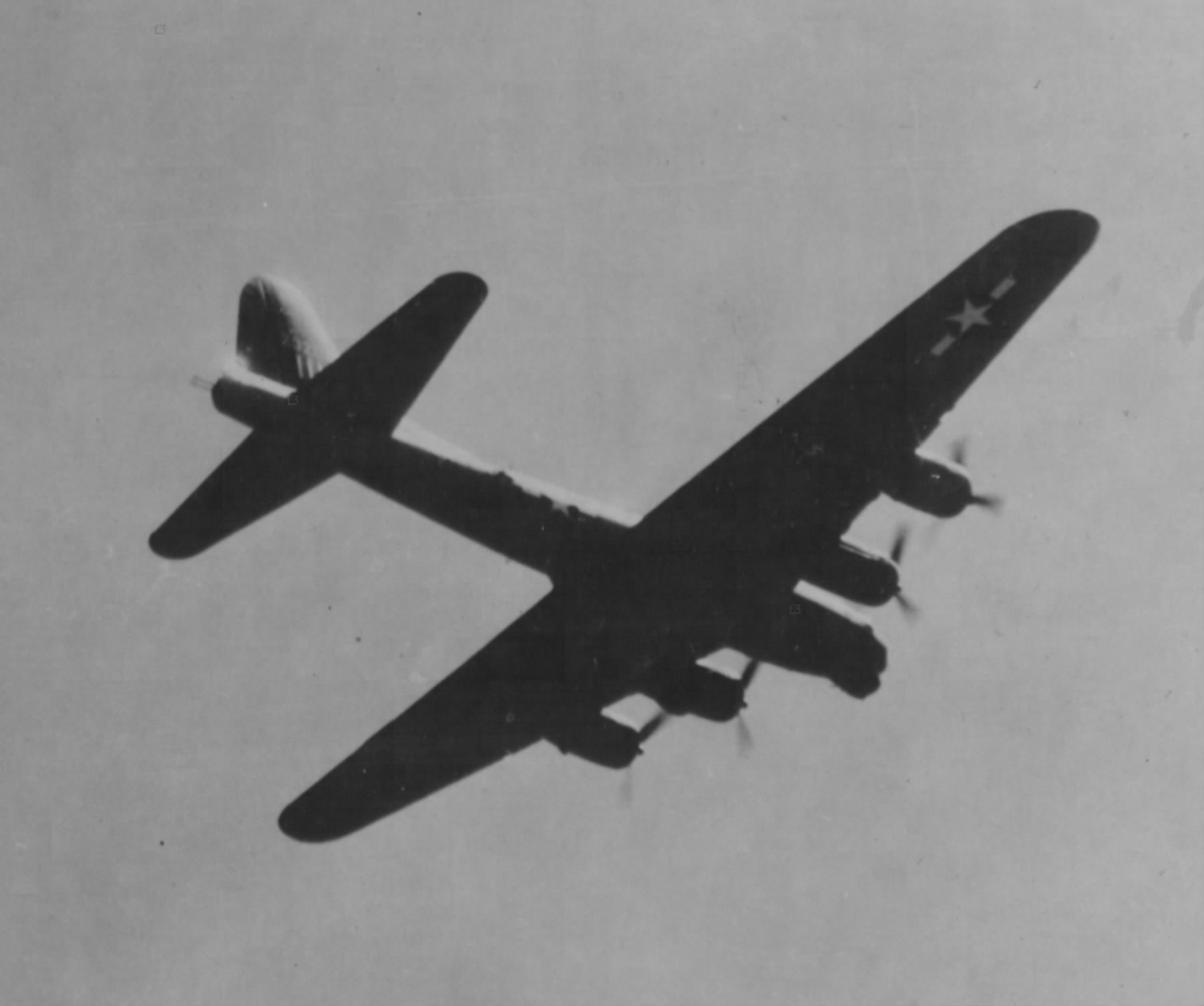 15th Air Force B-17G s/n #42-32XXX