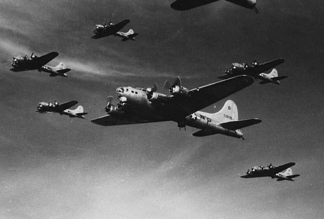 B-17 #43-38195
