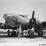 B-17F with WASP Unit