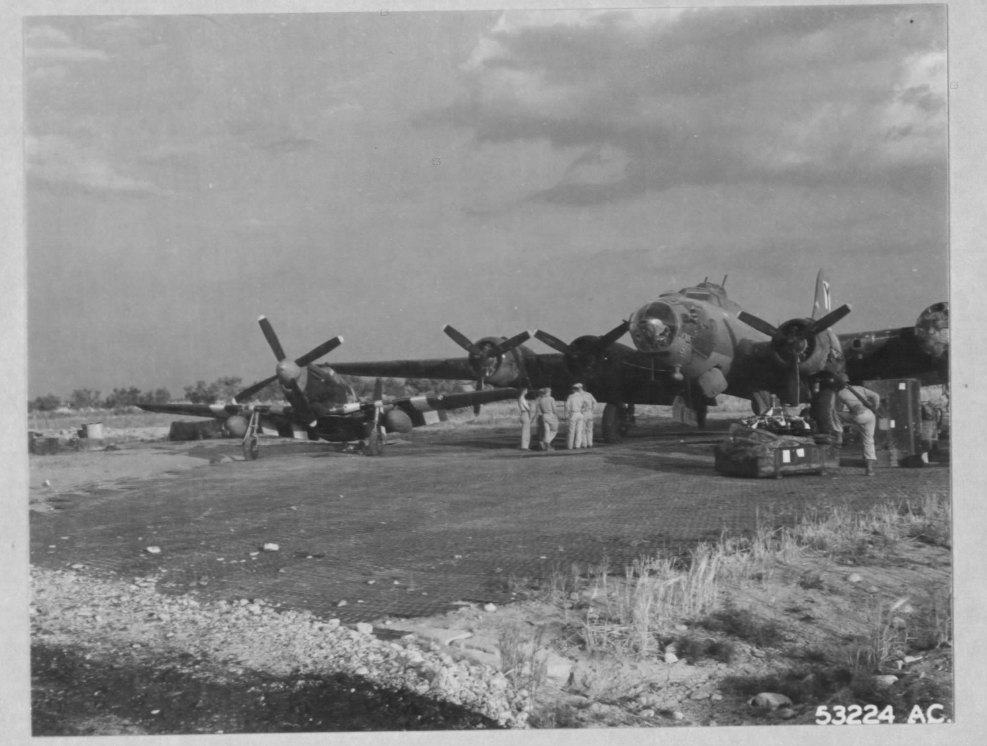 B-17F 'Jonny Boy'