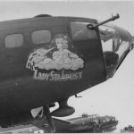 B-17F 'Lady Stardust' – Serial number unknown